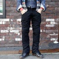 再入荷!ウエストライド バイカーズ寒冷地仕様パンツ WEST RIDE COMFORMAX PADD MOTO PANTS [BLACK] MB1523