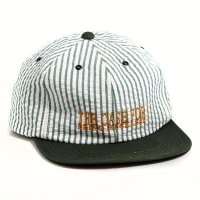 エイチダブルドッグ  THE H.W.DOG&Co - SEERSUCKER CAP-[GREEN] D-00394