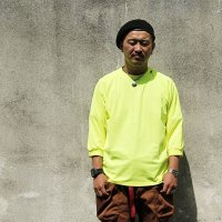 コムフィ COMFY DRY INNNER TEE[YELLOW]CMF2001-CS02J