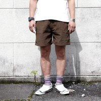 CHOOSE ME チューズミーEASY SHORTS WIYH BELT イージーショーツ  [BROWN]