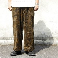 COMFY コムフィ WIDE ROCKER PANTS [REAL TREE]