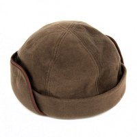 エイチダブルドッグ  THE H.W.DOG&Co -FISHCAP-[BROWN] D-00459